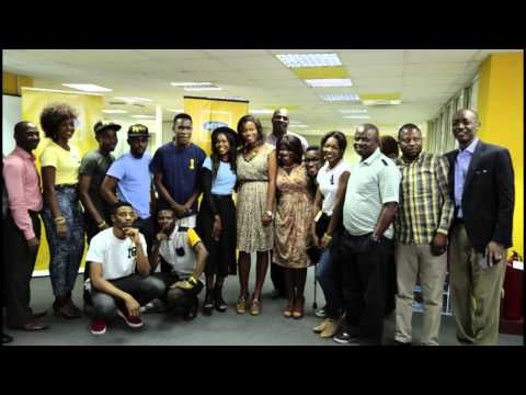 Exceptional 8 Visit MTN Nigeria Head Office - Academy Day 64 | MTN Project Fame Season 7.0