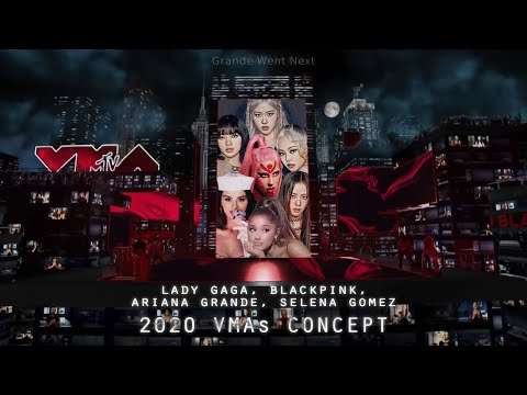 Lady Gaga, BLACKPINK, Ariana Grande, Selena Gomez – Sour Candy/Ice Cream/Rain On Me (perf. concept)