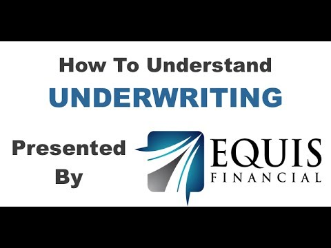 Understanding Life Insurance Underwriting