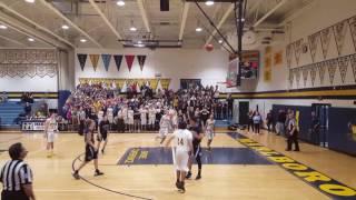 Marlboro HS Basketball Shlomo nails it!