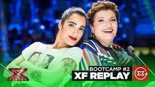 X Factor Replay | Bootcamp 2