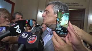 Lebbos espera que los acusados confiesen y pidió justicia por Paulina