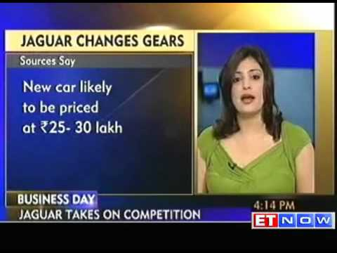 Tata-owned Jaguar plans entry-level Sedan