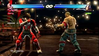 Tekken Tag 2: Steve and Lars Combo Suggestions by SirDanN