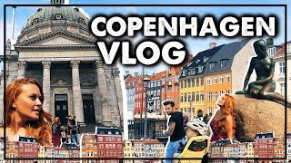 Κοπεγχάγη 🇩🇰 Ταξίδι στο παραμύθι [VLOG]
