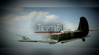 THE SPITFIRE + BREAK DOWN (DP STUDIO FILM MADE IN AFTER EFFECTS AND ELEMENT 3D)
