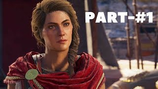Assassin's Creed Odyssey ||Gameplay/walkthrough|| (PART-1) 2018