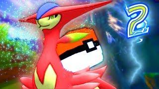 "Minecraft Pixelmon Lucky Block Island - ""VIRIZION'S VINE VORTEX!"" - (Minecraft Pokemon Mod)"