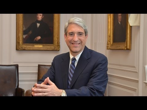 Inauguration of Peter Salovey as Yale University's 23rd President