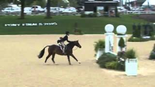 Video of CHARMING ridden by HANNAH DUBOSE from ShowNet!