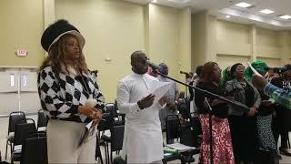 Missa agba ohuru: Otito diri Chineke by John Alagwu sang by ICCH choir