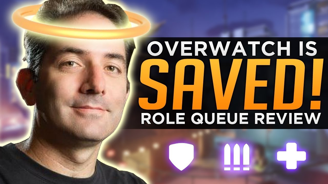 Will Role Queue Save Overwatch? thumbnail