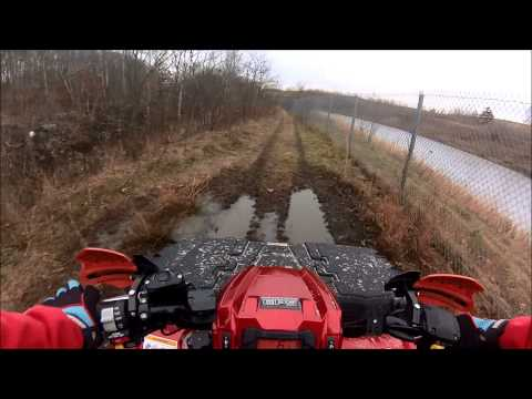 Gopro-Polaris Sportsman 550 eps