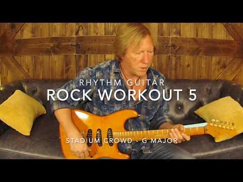 ROCK RHYTHM WORKOUT 5 - DEMO
