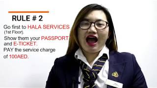 Visa Change through Airport - All You Need to Know