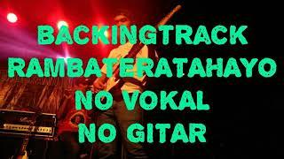 Backingtrack RAMBATE RATAHAYO