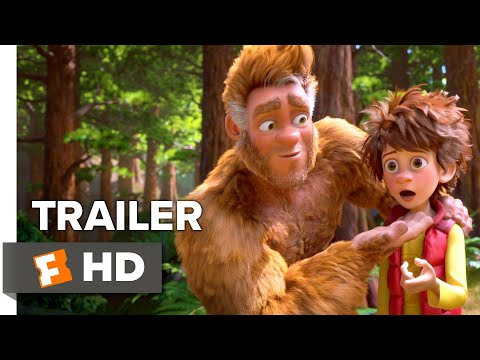 The Son of Bigfoot Trailer #1 (2018)   Movieclips Coming Soon