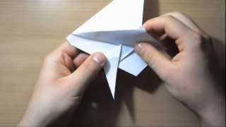 Tutorial Origami Fish - Pesce (hd)