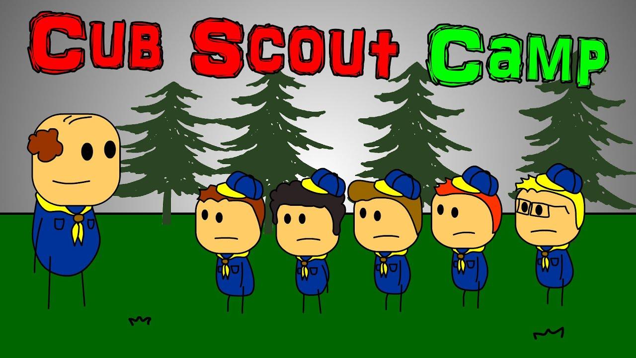 Brewstew - Cub Scout Camp