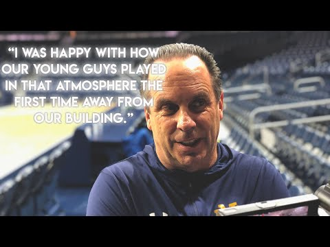 Mike Brey Excited For UCLA Trip and Juwan Durham's Development