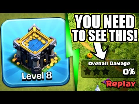 THE BEST TROOP FOR DEFENDING CLAN CASTLES EVER......WITH PROOF! - Clash Of Clans
