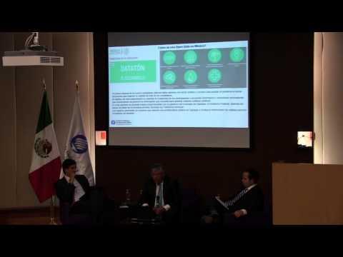 Big Data and Open Data for a Better Mexico, Conferencia José Tam