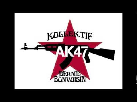 KOLLEKTIF AK47 Bernie Bonvoisin - Dieu dans vos bouches