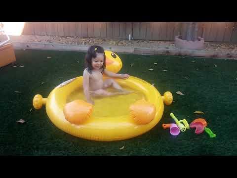 natalie's ducky pool