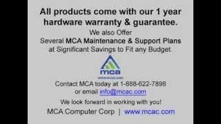 MCA Quote