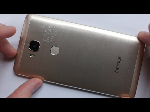 Honor 5X - Screen Repair, Charging port fix, Battery Replacement Complete video
