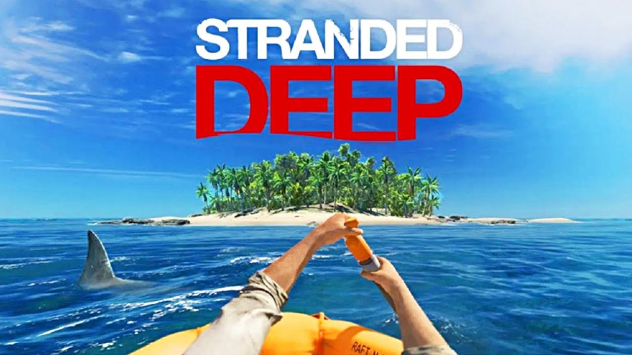 STRANDED DEEP Official Trailer (2020) PS4 / Xbox One / PC - YouTube