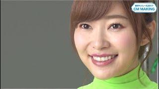 昨年に引き続き、HKT48のメンバーたちがアニメーションタッチで東京モノ...