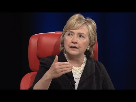 Clinton Blames Election Loss on Trump Helping Russians Weaponize Fake News