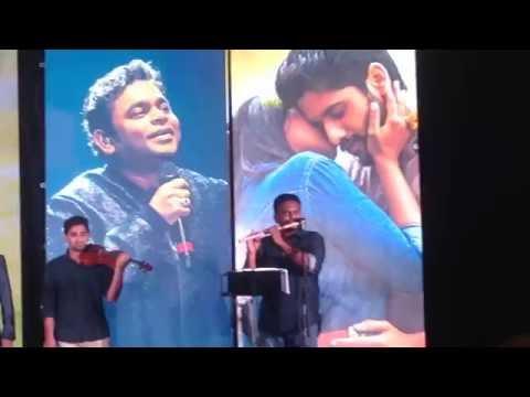 Naveen Flutist| Grammy Winner| A R Rahman| Best Fulte Music | Saahasam Swasaaga Saagipo |