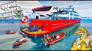 GTA 5 PC Dual Stream | Chill Stream Party - GET YER BUTTS OUT (GTA 5 Funny Moments)