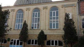 Центральная мечеть г  Каспийска Урок арканы намаза