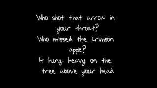 The Hush Sound - Wine Red lyrics