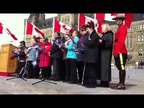 Download O Canada by Tamir Neshama Choir
