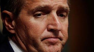 Senator Flake calls for FBI Investigation into Kavanaugh, vote delay