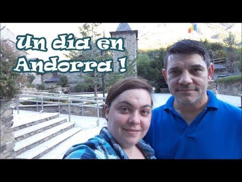 Un día en Andorra - Acompáñanos a Andorra la Vella -