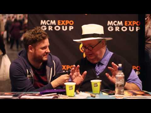 Screenkicker meets actor Ian McNiece