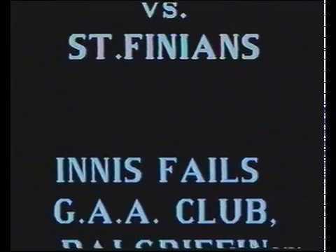 U11 Football Final 1991. Raheny GAA v St. Finians.
