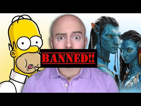 10 American Movies BANNED in Foreign Countries!