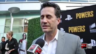 Michael Lowry talks experience of shooting season two of Powerts