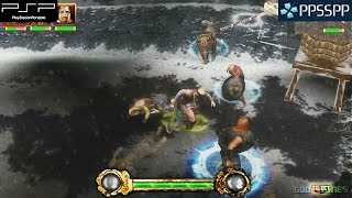 Beowulf - PSP Gameplay 1080p (PPSSPP)