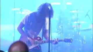 Soundgarden - Eyelids Mouth [Live On Letterman 2012]