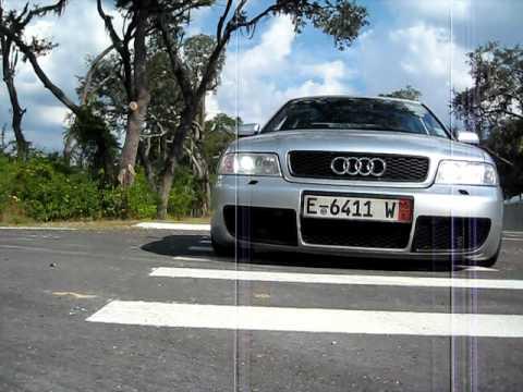 Audi S St Full Turbo Back Exhaust YouTube - 2000 audi s4