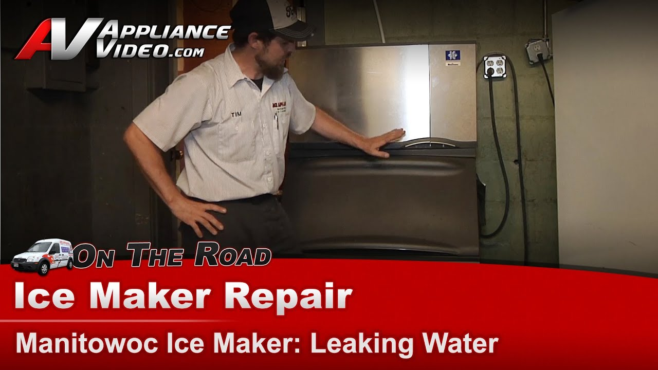 Manitowoc Ice Maker Repair