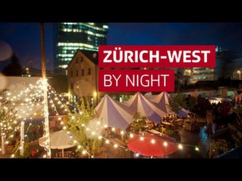 Zürich-West by Night - 10 Stunden live aus dem Zürcher Trendquartier (14./15.06.2013, komplett)