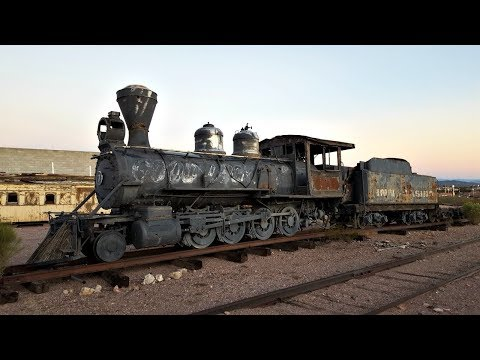 SNEAKING INTO A HAUNTED GHOST TRAIN! (We Found This...)